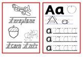 A-Z worksheets