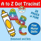 A-Z Dot Tracing Preschool