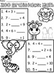 A+ Zoo Brainiacs: Math... Addition and Subtraction Differe