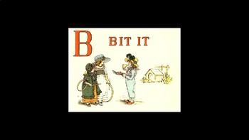 A apple pie - An old-fashioned alphabet book