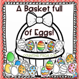A basket Full of Eggs, counting from 0-10 (Preschool)
