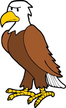 A bird in the hand - Not so cartoonish birds clipart with free preview