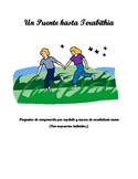 A bridge to Terabithia questions for each chapter in Spanish