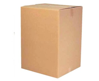 A cardboard box full of air (TEST PRODUCT)