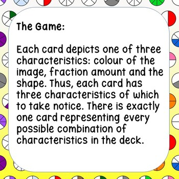 A challenging fraction recognition game - RecognEyes Fractions 2