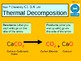 "A digital version of the Grade 6 C1 3.4 ""Thermal Decomposition"" lesson."