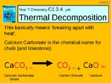 "A digital version of the Grade 6 C1 3.4 ""Thermal Decomposi"
