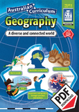 A diverse and connected world – Australian Curriculum Geography – Year 6