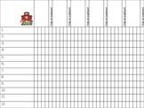 Common Core Standards Checklist-Blank