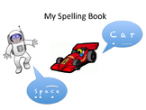 A fantastic spelling book linked to phonics!
