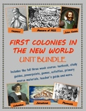 A full year of curriculum - complete 10 unit bundle, US history 1492-1877