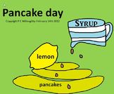 A fun song for Fat Tuesday. Why do we toss a pancake video mp3