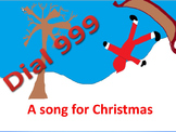 Funny song for the  Christmas concert / instrumental parts
