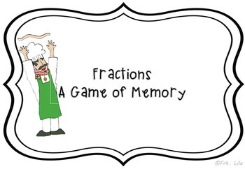 A game of fractions