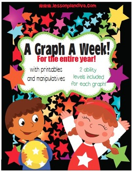 Graphing Activities for the entire school year!