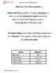 A guide to work and time word problems