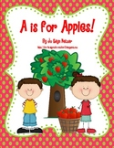 A is for APPLES - MEGA LITERACY & MATH UNIT