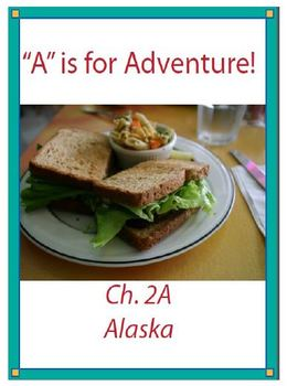 A is for Adventure-Ch.2A Reading Comprehension Passage with Questions and Images