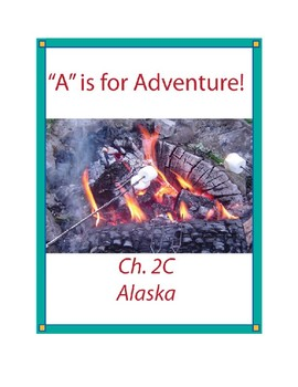 A is for Adventure-Ch.2C Reading Comprehension Passage with Questions and Images