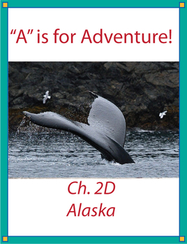 A is for Adventure-Ch2D Reading Comprehension Passage with Questions and Images