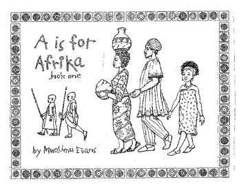 A is for Afrika