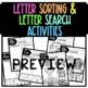 A is for Alphabet - A Letter Practice Unit