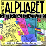 Mastering the Alphabet from A-Z Distance Learning