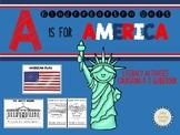 A is for America Kindergarten Unit Louisiana K-2 Guidebook