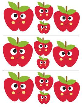 A is for Apple- A Unit for Young Preschoolers