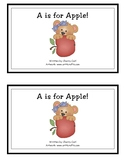 A is for Apple Reader! guided reader
