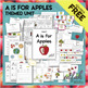 A is for Apple Themed Lesson Plans (one week)