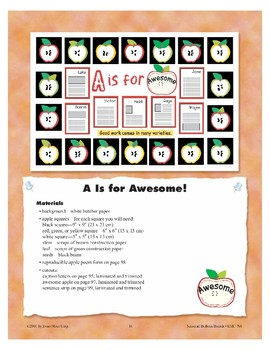 A is for Awesome (Bulletin Boards)
