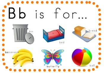 A is for... alphabet posters
