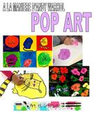 A la manière d'Andy WARHOL-POP ART