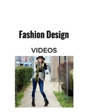 A list of 9 Fashion Related Videos