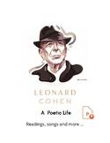 A look at the life of Leonard Cohen. ELA. ESL. EFL. Readin