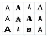 A or not A - Letter Sort