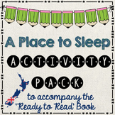 A place to sleep -  Ready to Read New Zealand