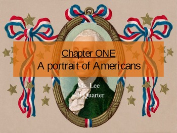 A portrait of Americans