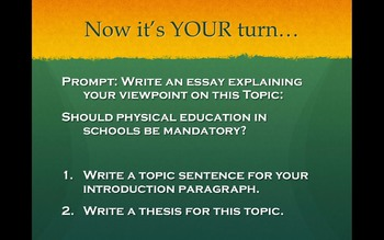autobiography of your life essay