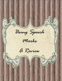 A Review of Speech Marks