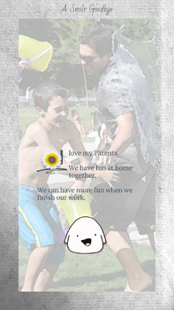"""A social story for separation anxiety: """"A Smile Goodbye"""" multimedia PDF"""