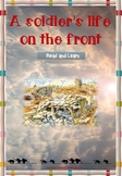 A soldier's life on the front
