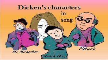 A song about the characters in the books of Charles Dickens video mp3s