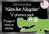 A sound phonics pack