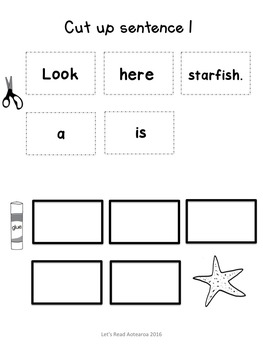 A starfish for Oscar-  Ready to Read New Zealand