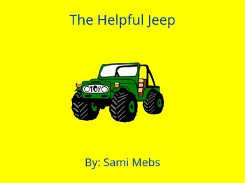 A story about a helpful Jeep!