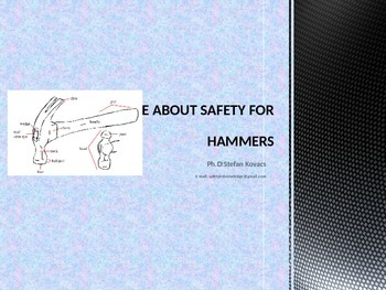 A tale about safety at hammers