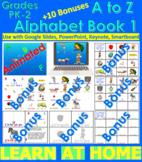 A to Z Alphabet Book 1
