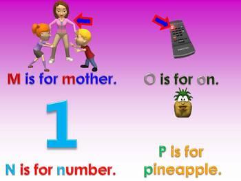 A to Z Alphabet Book 16